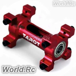 Tarot Red CNC Main Bearing Block For 450 SE/GF/V2/SPORT – RHS45088-03
