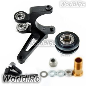 CNC Tail Control Arm Assembly With Bearings For TRex 450 V2 V3 PRO – L450115BK