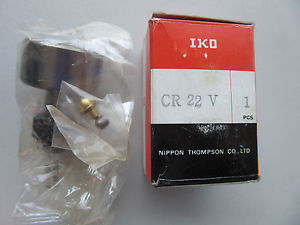 (2) IKO Nippon CR22V Cam Followers NEW!!! in Box Free Shipping