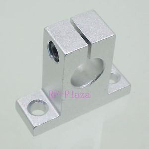 SK13 13mm CNC Linear motion ball slide units Rail support guide shaft Bearing Al