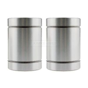 2Stk LM6UU~LM30UU Linear Ball Bearings Bush Bushing CNC