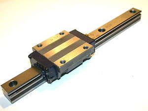 IKO 8 INCH MOUNTED LINEAR BEARINGS WAY LWHT 15 CNC