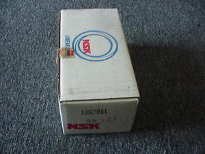NSK LAN20AL , LY20 LINEAR GUIDE bearing NEW IN BOX CNC