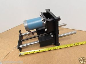 CNC Axis Ball Screw Linear Bearings Slides Slo-Syn Stepping Motor M063-LE09