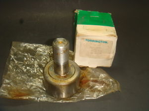 NEW TORRINGTON CAM FOLLOWER BEARING, CR-40, REPLACES MCGILL CF-2-1/2, NEW IN BOX