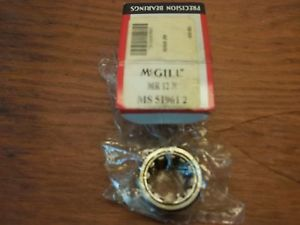 NEW MCGILL PRECISION BEARING MR-12 N MS51961-2