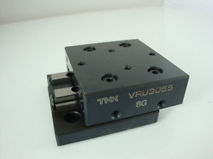 THK VRU3055 Cross Roller Table Slide