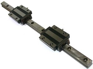 UP TO 4 SETS THK 25 1/2 INCH LINEAR BEARINGS WAYS HSR30H