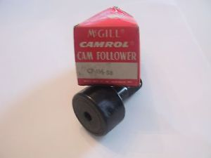New McGill Camrol Cam Follower CF 1 1/2 SB New IN Box CF11/2SB