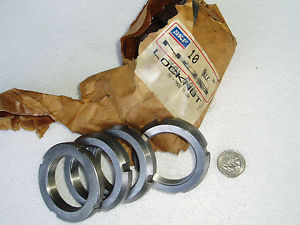 Lot of 9 SKF brand bearing locknut N09 – NOS original wrappring