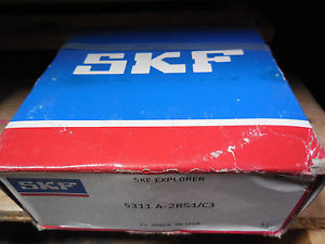 NEW SKF 5311-A-2RS1/C3 BALL BEARING 5311A2RS1/C3