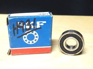 SKF ~ DEEP GROOVE ROLLER BEARING ~ 6001-2RS-JEM ~ NEW IN THE BOX