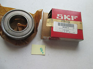 NEW IN BOX SKF ROLLER BEARING 6209 2ZJEM 6209-2ZJEM (163-1)