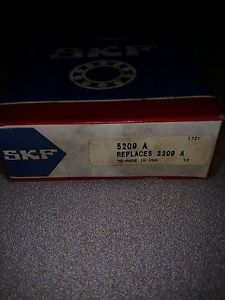 SKF bearing 5209 A replaces 3209 A