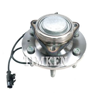 Wheel Bearing and Hub Assembly Front TIMKEN SP450303