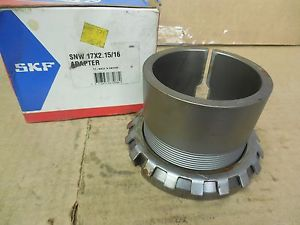 """SKF Bearing Adapter Assembly SNW 17 X 2-15/16 SNW1721516 2-15/16"""" Bore New"""