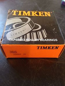 TIMKEN 365 ALL PURPOSE WHEEL BEARING