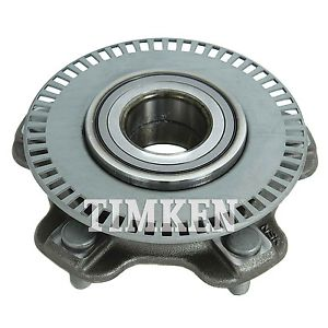 Wheel Bearing and Hub Assembly Front TIMKEN 513193