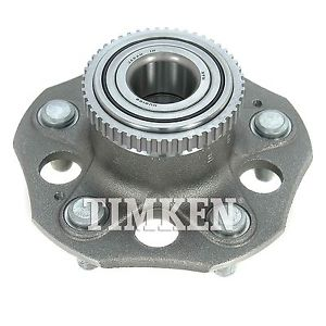 Wheel Bearing and Hub Assembly Rear TIMKEN 512144 fits 97-01 Honda Prelude