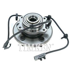 Wheel Bearing and Hub Assembly TIMKEN HA590209 fits 04-06 Chrysler Pacifica