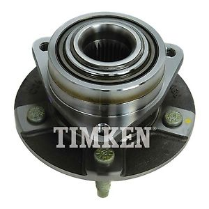 Wheel Bearing and Hub Assembly Front TIMKEN 513190