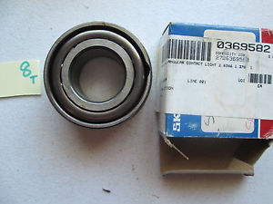 NEW IN BOX SKF BALL BEARING 5207WD 5207-WD 5207 WD (140-2)
