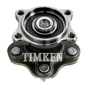 Wheel Bearing and Hub Assembly TIMKEN HA590111 fits 02-06 Nissan Altima