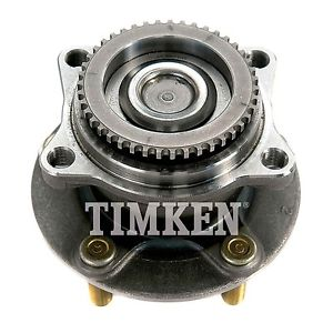 Wheel Bearing & Hub Assembly fits 2004-2011 Mitsubishi Endeavor TIMKEN