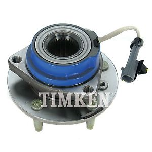 Wheel Bearing and Hub Assembly Front/Rear TIMKEN 513121