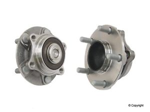 Axle Wheel Bearing And Hub Assembly-Timken Axle Bearing and Hub Assembly Front