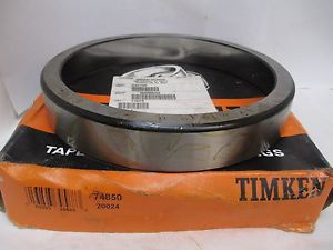 NEW TIMKEN TAPERED ROLLER BEARING RACE 74850 20024