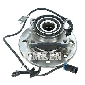 Wheel Bearing and Hub Assembly Front Left TIMKEN SP580301