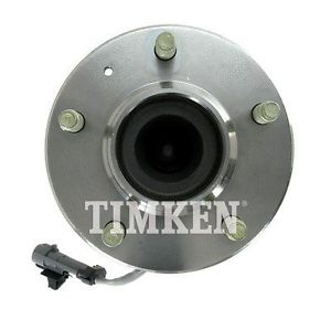 Timken 513186 Front Wheel Bearing and Hub Assembly