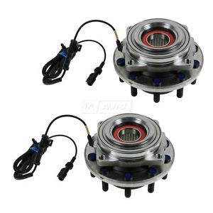 TIMKEN SP940202 Wheel Bearing & Hub Front Pair for Ford F450SD F550SD Dually 4WD