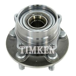 Wheel Bearing and Hub Assembly Front TIMKEN HA590064 fits 04-09 Toyota Prius