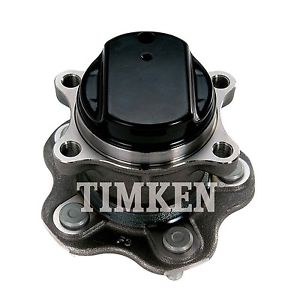Wheel Bearing and Hub Assembly Rear TIMKEN HA590241 fits 08-12 Nissan Rogue
