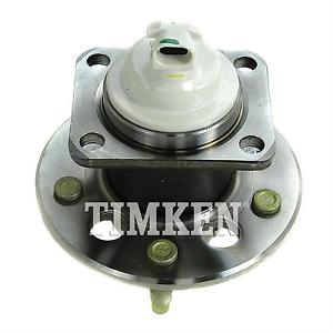 Timken Wheel Hub and Bearing Assembly Rear Buick Chevy Pontiac Saturn Each