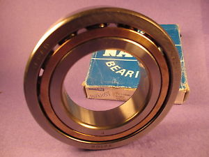 Nachi 7210 BMU C3 F6, 7210BMU, Angular Contact Ball Bearing,(=2 SKF 7210)