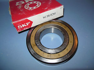 SKF Bearing  /  NJ 315 ECM  /  Roller bearing