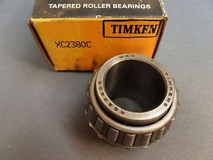 NEW TIMKEN DOUBLE TAPERED ROLLER BEARING CONE XC2380C