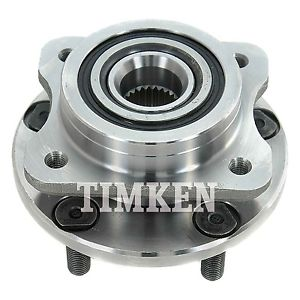 Wheel Bearing and Hub Assembly Front TIMKEN 513123