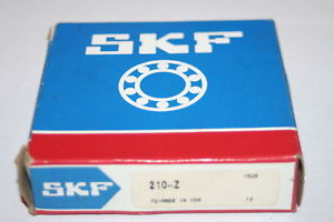 SKF 210-Z Maximum Capacity Bearing BL-210-Z * NEW *