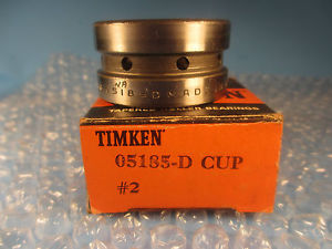 Timken 05185D, 05185 D, Tapered Roller Bearing Double Cup