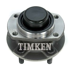 Wheel Bearing and Hub Assembly Rear TIMKEN 512170