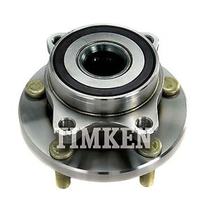 Wheel Bearing and Hub Assembly Front TIMKEN HA590150 fits 08-14 Subaru Tribeca