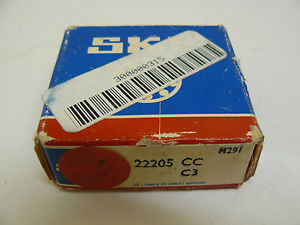 NEW SKF 22205 CC C3 SPHERICAL BEARING