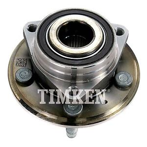 Wheel Bearing and Hub Assembly Front/Rear TIMKEN HA590260