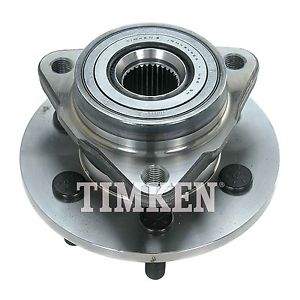 Wheel Bearing and Hub Assembly Front TIMKEN HA599361 fits 97-04 Dodge Dakota