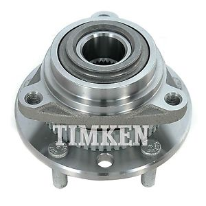 Wheel Bearing and Hub Assembly Front TIMKEN 513061