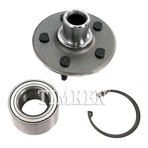 Wheel Bearing and Hub Assembly Rear TIMKEN HA590259K